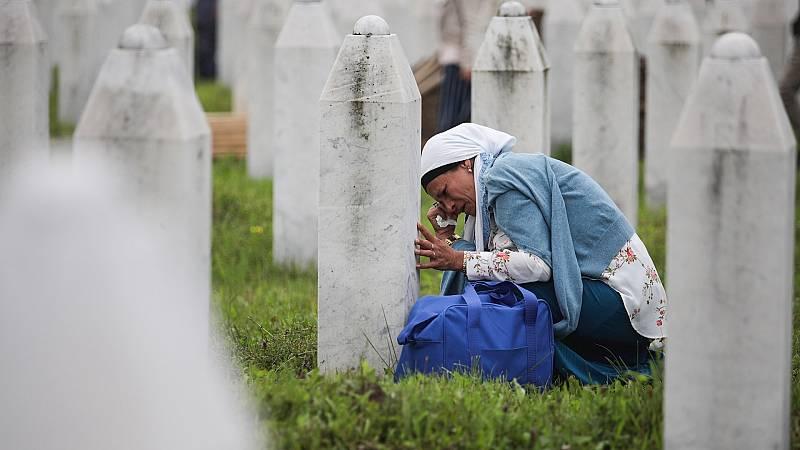 España a las 8 Fin de Semana - Srebrenica 25 años después: olvido y glorificación de los criminales de guerra - Escuchar ahora