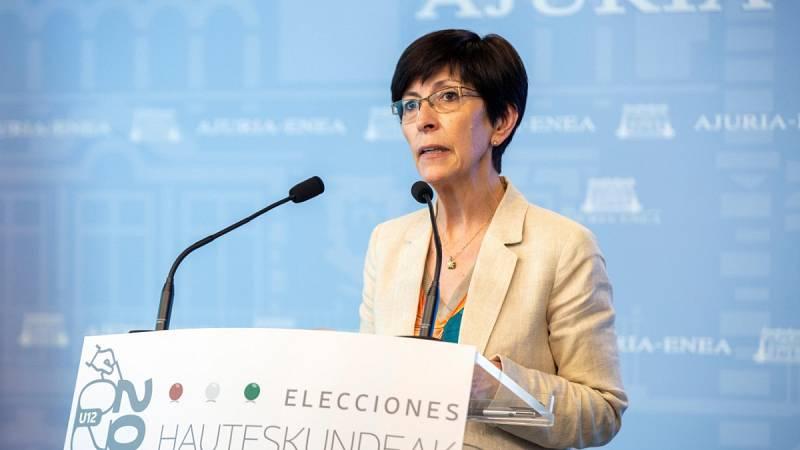 Los vascos positivos en covid que voten se enfrentan a un delito contra la salud pública