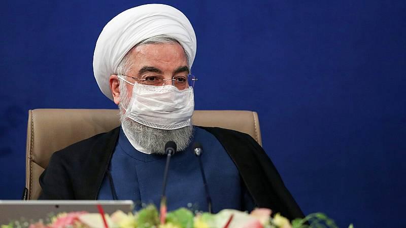 24 horas fin de semana - 20 horas - Rohani apuesta por continuar la actividad económica pese a la epidemia - Escuchar ahora