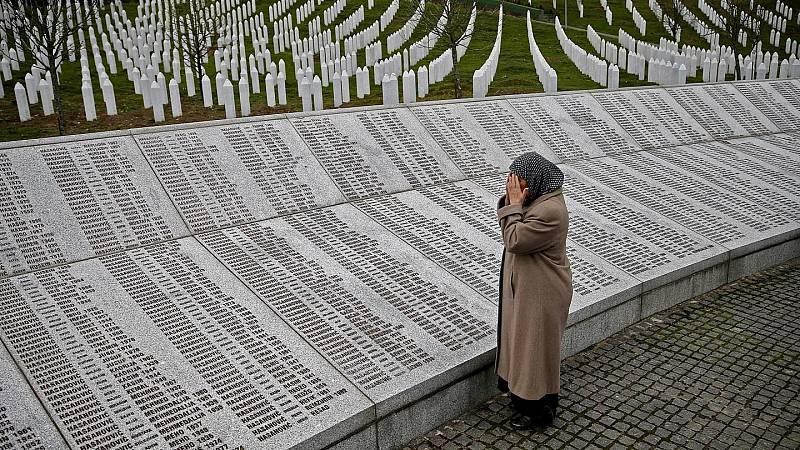 No es un día cualquiera - Opinión pública y el genocidio de Srebrenica - Primera hora - 12/07/20 - escuchar ahora