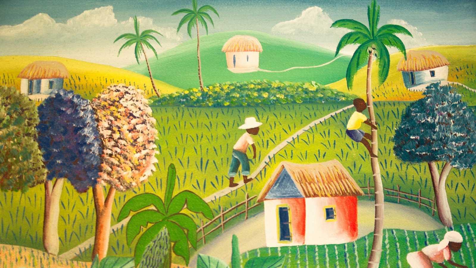 Tapiz sonoro - AmericÁfrica II: Haití - 12/07/20 - escuchar ahora