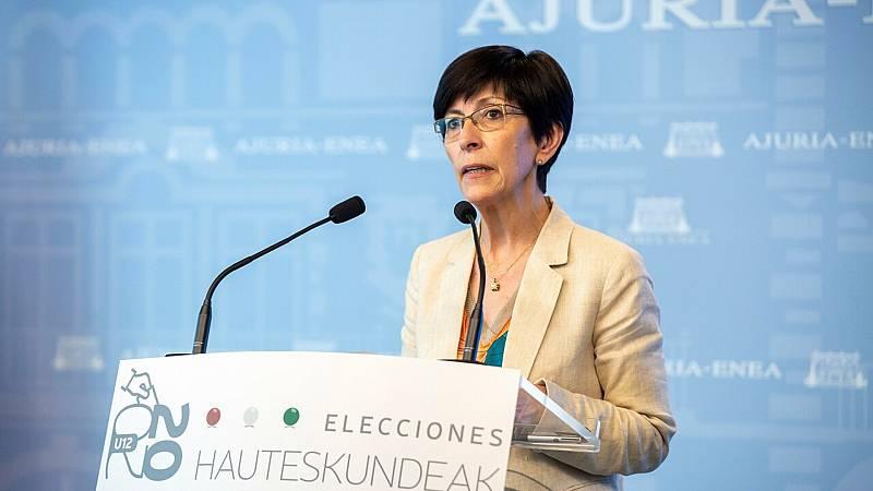 Informativos fin de semana - La participación en el País Vasco más de ocho puntos por debajo de la registrada en 2016 - Escuchar ahora
