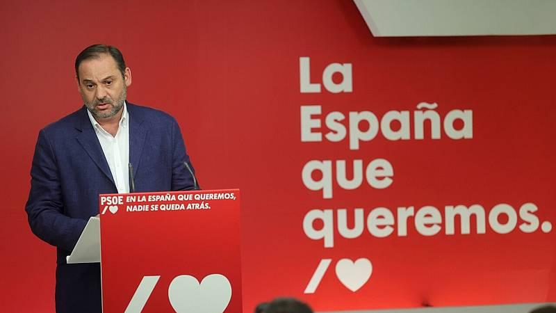 Elecciones gallegas - Ábalos habla de la victoria de Feijóo por su propia gestión y no tanto por un estrategia del PP de Casado - Escuchar ahora