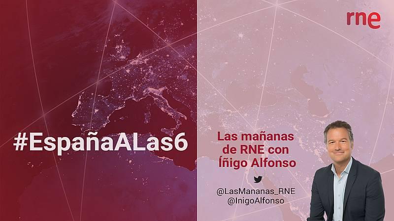 Las mañanas de RNE con Íñigo Alfonso - Primera hora - 14/07/20 - escuchar ahora