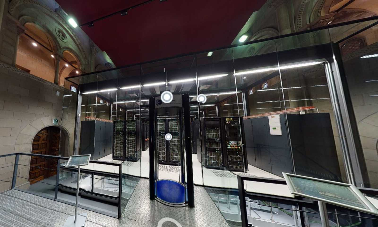 L'altra ràdio - Visita virtual al supercomputador Mare Nostrum