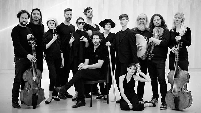 Artesfera - El Festival Internacional de Música y Danza de Granada presenta 'Gugurumbé. Las raíces negras' - 14/07/20 - escuchar ahora