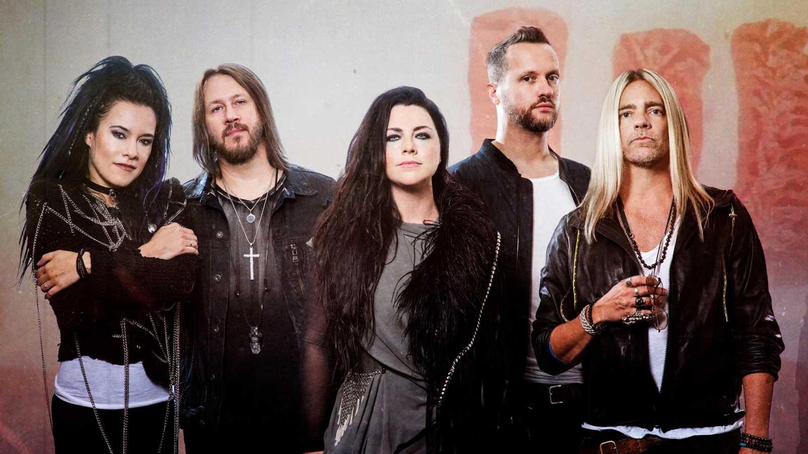 El vuelo del Fénix - Evanescence y DevilDriver - 14/07/20 - escuchar ahora