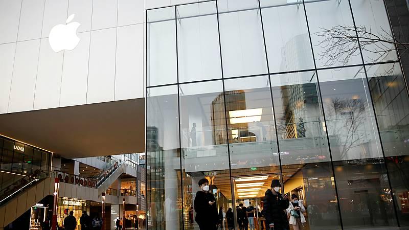 Boletines RNE - La Justicia europea da la razón a Apple y no tendrá que pagar 13.000 millones en impuestos a Irlanda - Escuchar ahora