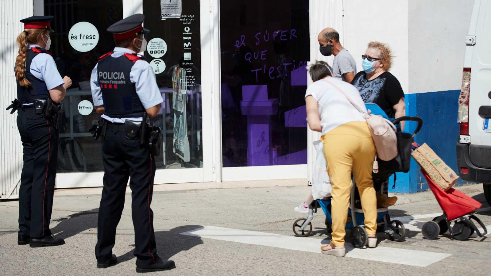 14 horas - Los brotes se disparan en Lleida y Cataluña registra casi 950 contagios - Escuchar ahora