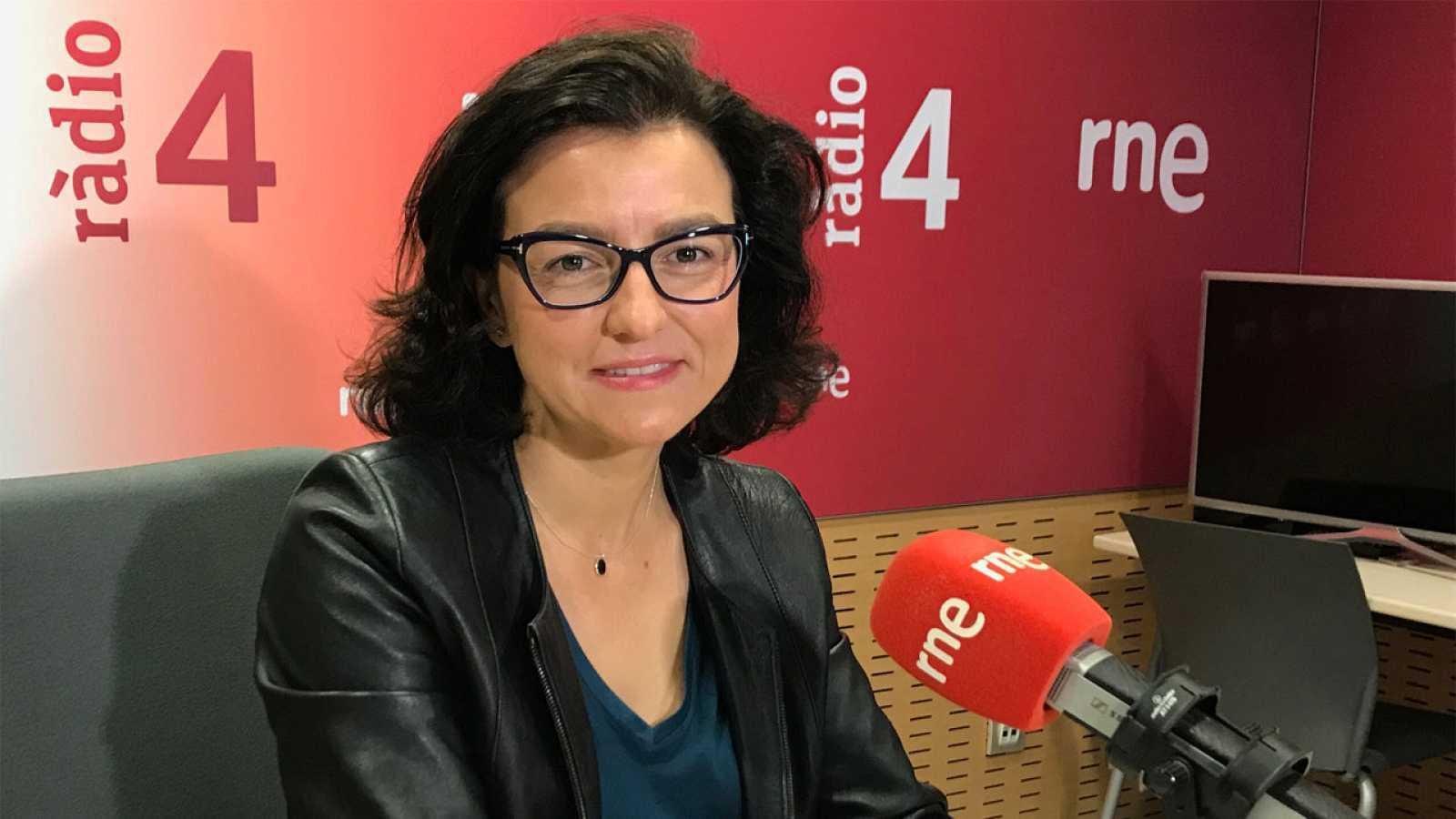 """Eva Granados: """"El govern de la Generalitat no ha posat els recursos per poder-nos anticipar al Covid19"""""""