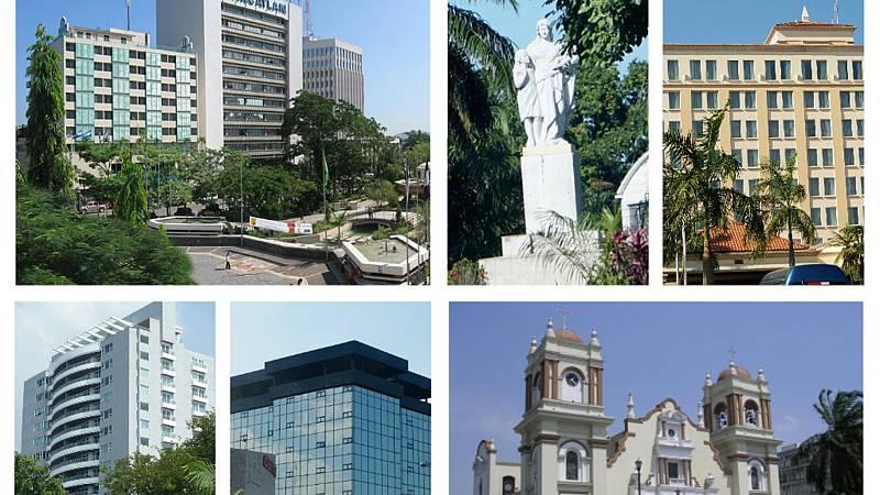 Global 5 - San Pedro Sula (II): mejora de las infraestructuras - 16/07/20 - Escuchar ahora