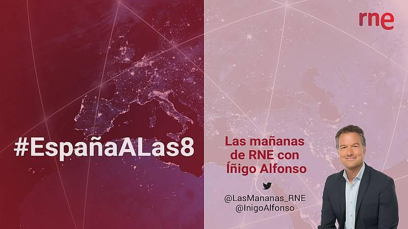 Las mañanas de RNE con Íñigo Alfonso - Tercera hora - 16/07/20 - escuchar ahora