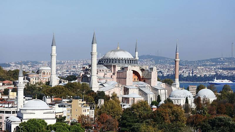 Europa abierta en Radio 5 - La 'Mezquita' Santa Sofía: un golpe de efecto de Erdogan - 16/07/20 - escuchar ahora