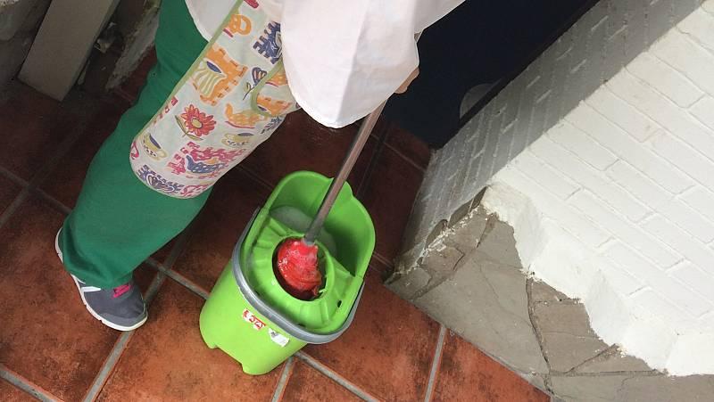 Ceuta: las trabajadoras del hogar marroquíes suelen ser el único ingreso de sus familias