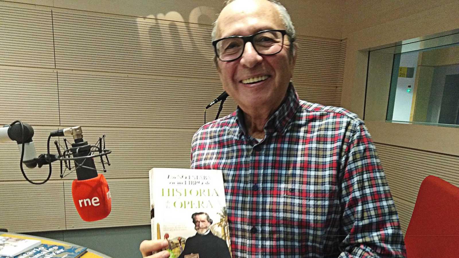 Hora América - Pedro González Mira presenta 'Eso no estaba en mi libro de Historia de la Ópera' - 16/07/20 - escuchar ahora