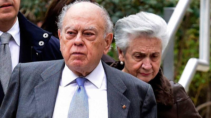 24 horas - El juez propone juzgar a la familia Pujol Ferrusola al completo - Escuchar ahora