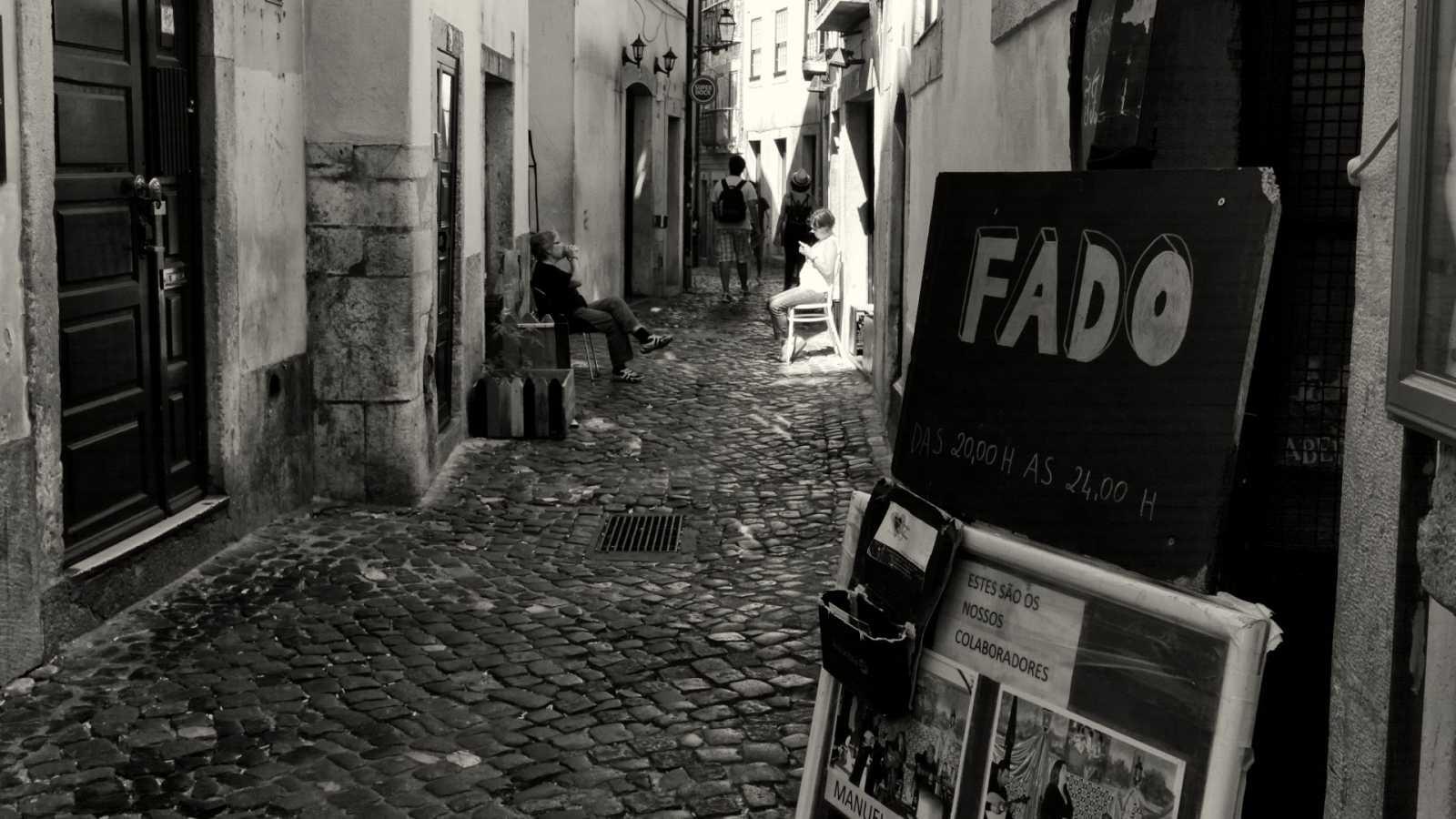 Las cuñas de RNE - Fado: alma del pueblo portugués, en 'Memoria de delfín' - escuchar ahora