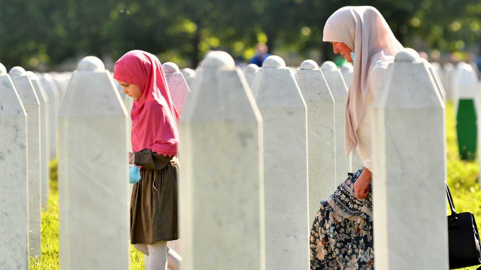 Reportajes 5 Continentes - 25 años de la matanza de Srebrenica