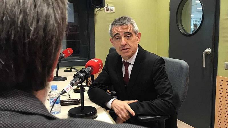 """Antoni Bayona: """"A la Unió Europea no li agrada la via unilateral, el soci de la UE és Espanya"""""""