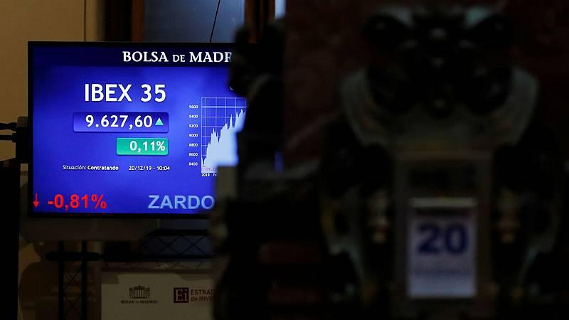 14 horas - La deuda española supera el 100% del PIB - Escuchar ahora