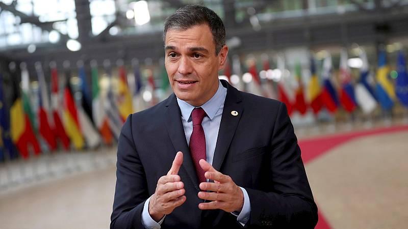 España a las 8 Fin de Semana - Sin acuerdo sobre el fondo de reconstrucción de la UE: los países del norte piden aplicar recetas de austeridad - Escuchar ahora