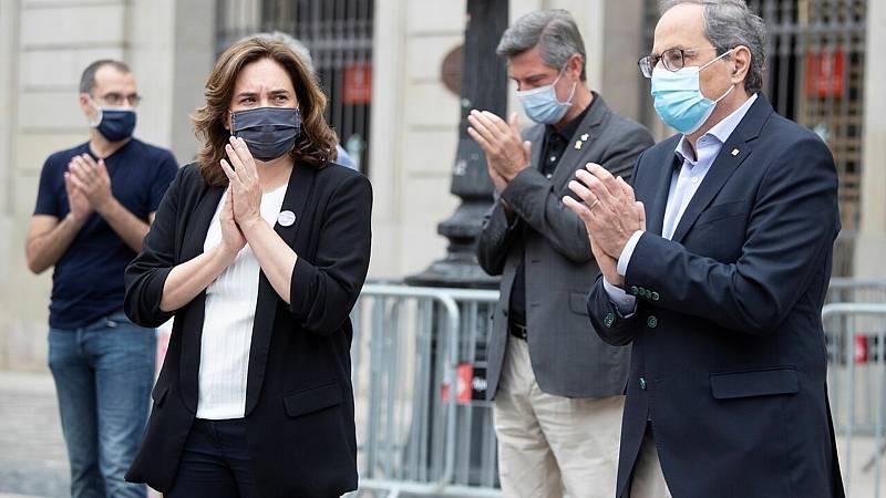Procicat el organismo que aclarará y coordinará las medidas para Barcelona y el área metropolitana - Escuchar ahora