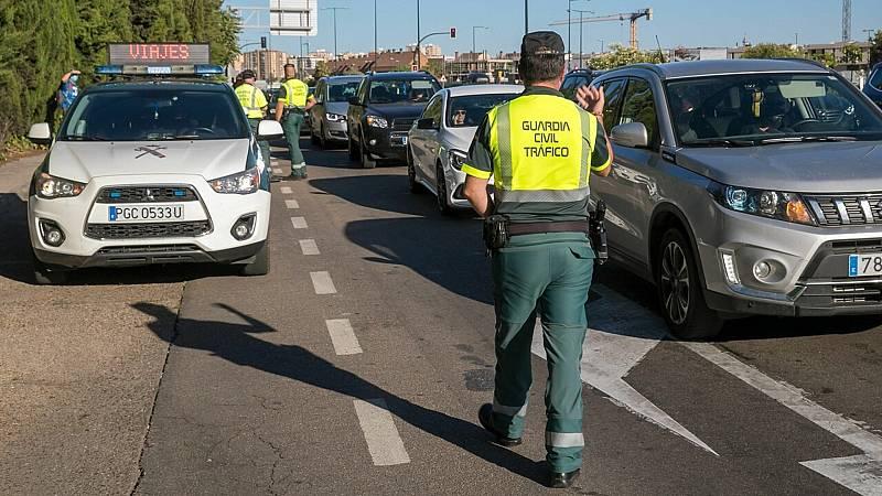 24 horas fin de semana - 20 horas - El Gobierno de aragón recomienda restringir la movilidad en Zaragoza y 20 municipios de la Comarca Central - Escuchar ahora
