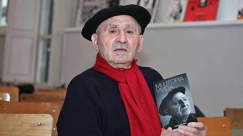 24 horas fin de semana - 20 horas - Fallece el histórico anarquista navarro Lucio en París dónde residía desde 1954 - Escuchar ahora