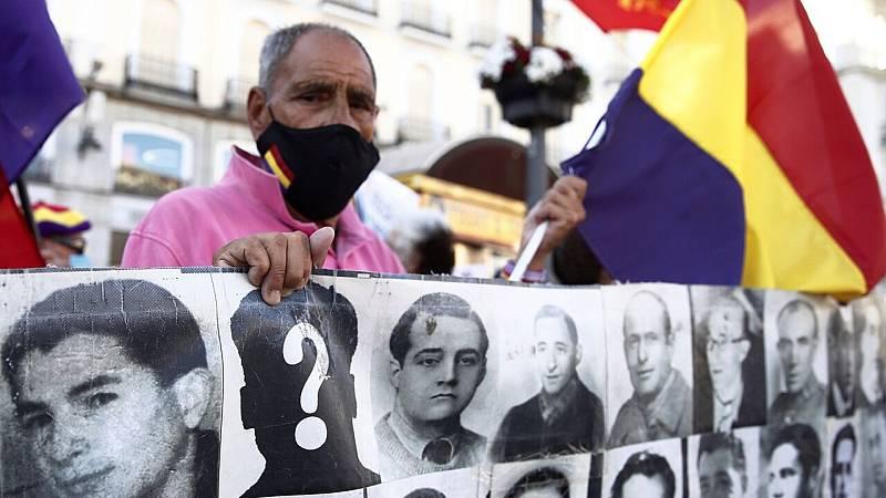 24 horas fin de semana - Memoria histórica: Concentración por la democracia y contra el fascismo - Escuchar ahora