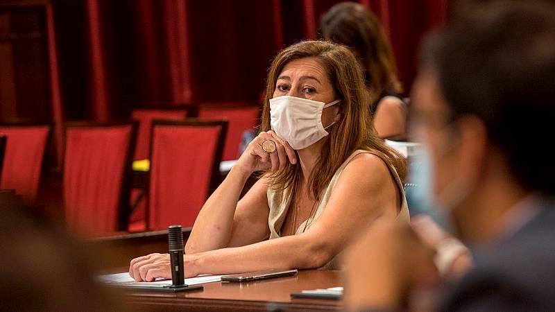 14 horas Fin de Semana - Baleares pedirá al Gobierno controlar la llegada de viajeros de cualquier comunidad con peor situación epidémica - Escuchar ahora