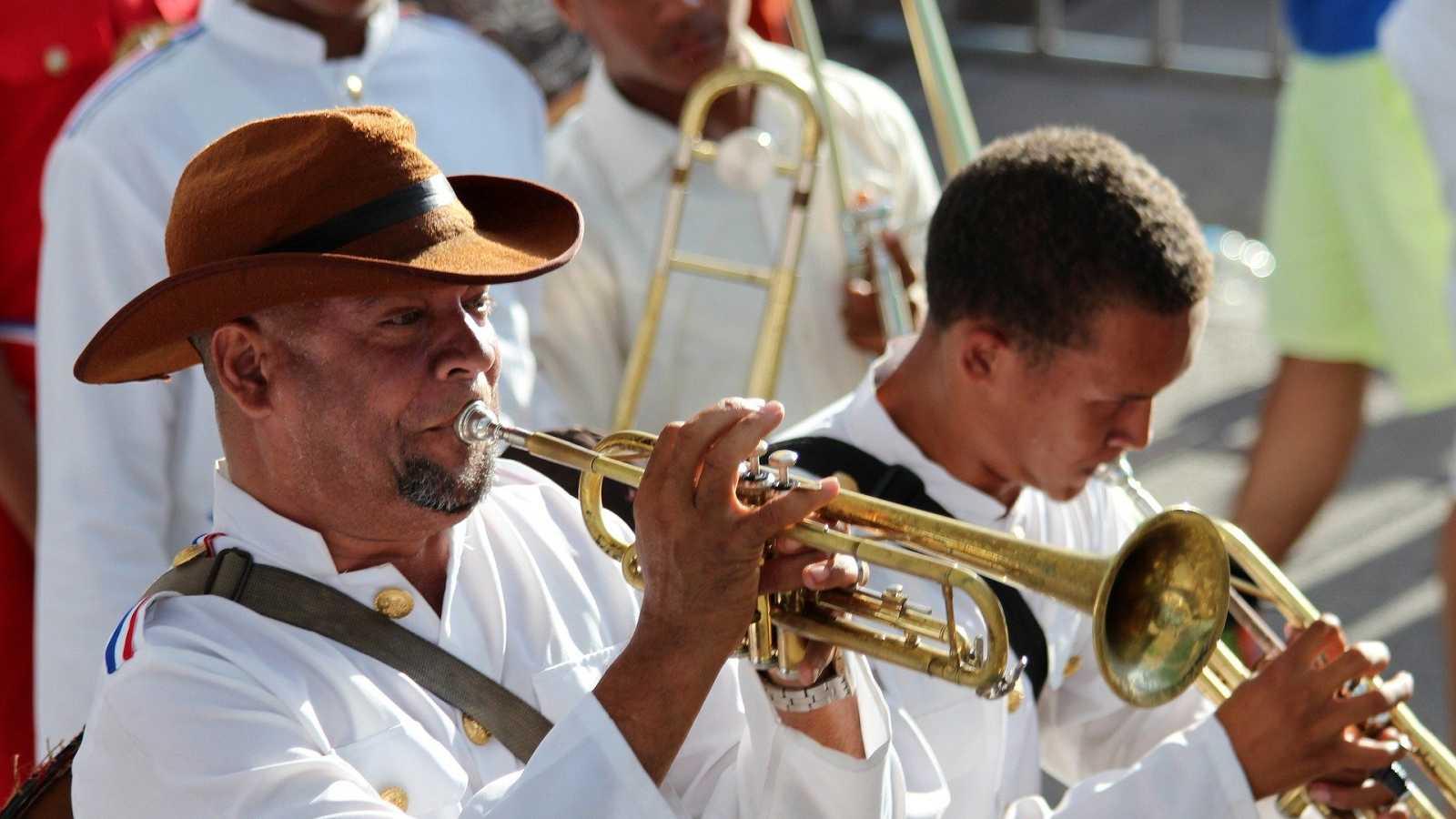 Tapiz sonoro - AmericÁfrica III: Rep. Dominicana y Puerto Rico - 19/07/20 - escuchar ahora