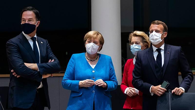 Las mañanas de RNE con Íñigo Alfonso - El acuerdo no llega y los líderes europeos afrontan el cuarto día de negociación - Escuchar ahora
