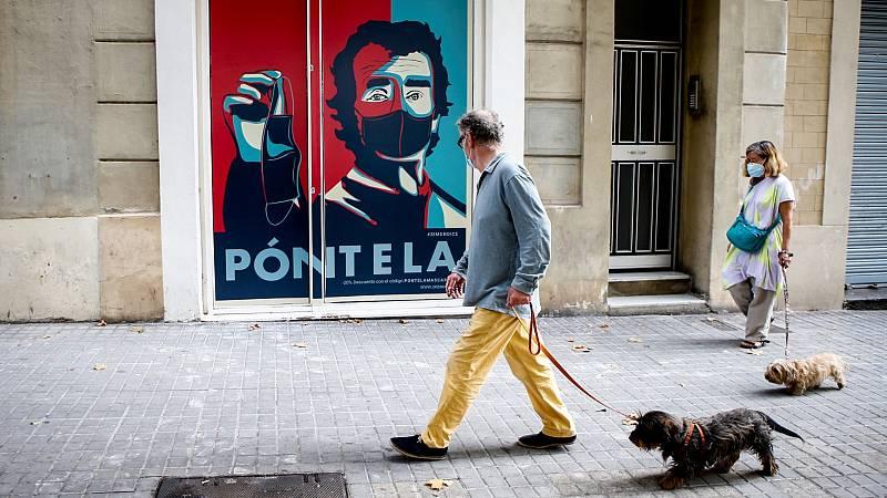 """14 horas - Agrupación de Comerciantes de Cataluña: """"Entre un 15 y un 30% de tiendas van a cerrar"""" - Escuchar ahora"""