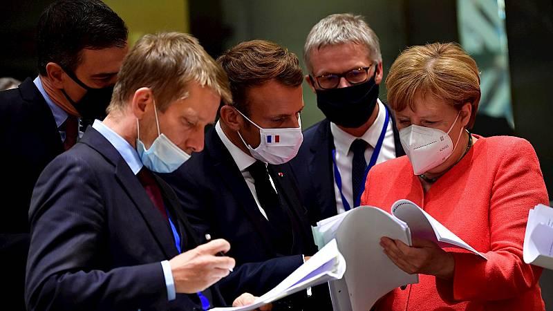 14 horas - La UE cierra un acuerdo histórico sobre el fondo de recuperación - Escuchar ahora