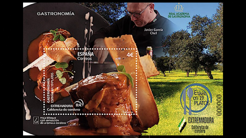 Todo Noticias Mañana - España en 19 platos... y 19 sellos - Escuchar ahora