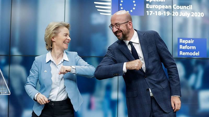 14 horas - Medidas fiscales prudentes, abordar la deuda pública y otras recomendaciones de la UE a España en los últimos años - Escuchar ahora