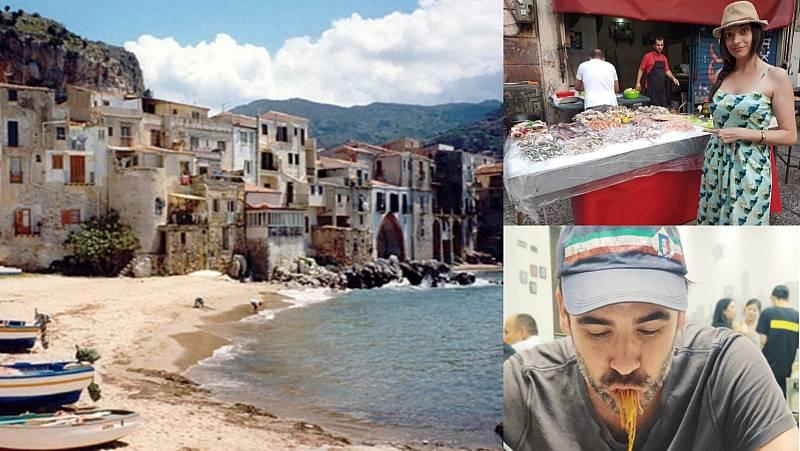 La sala - Trashumantes: Zaira Montes y Elías González en Sicilia - 22/07/20 - Escuchar ahora