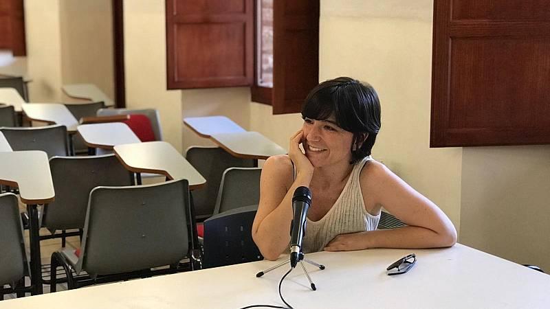 La sala - Irene Serrano y su paso por Almagro con 'En otro reino extraño' - 21/07/20 - Escuchar ahora