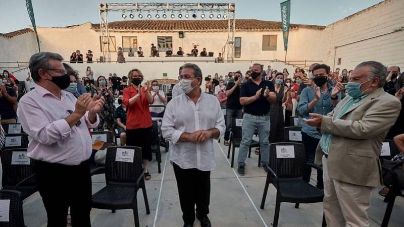 La sala - Paco Leal, director técnico del Festival de Almagro y el Teatro Circo Murcia - 21/07/20 - Escuchar ahora