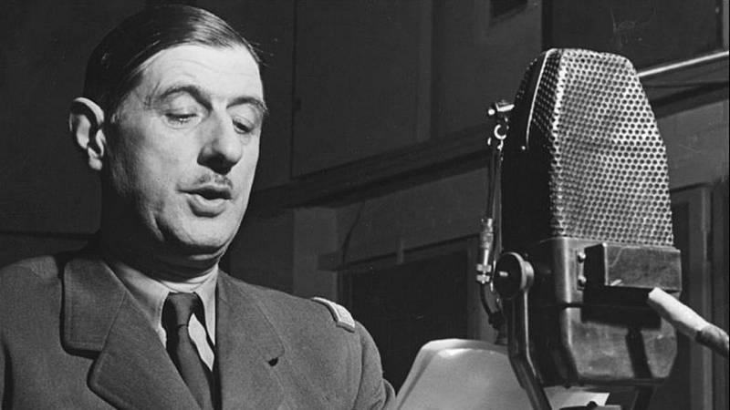 24 horas - En algún lugar del tiempo: Charles de Gaulle y la radio - Escuchar ahora