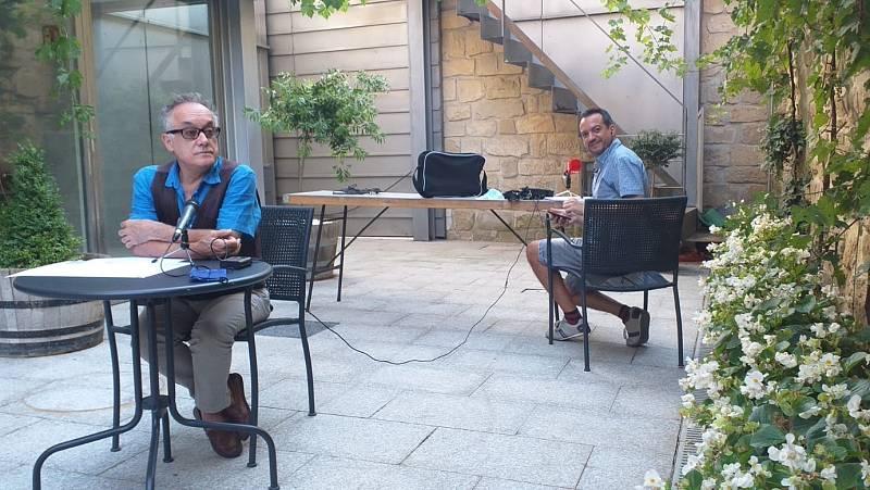La sala - Con Luis Jiménez en el Festival de Teatro de Olite - 22/07/20 - Escuchar ahora