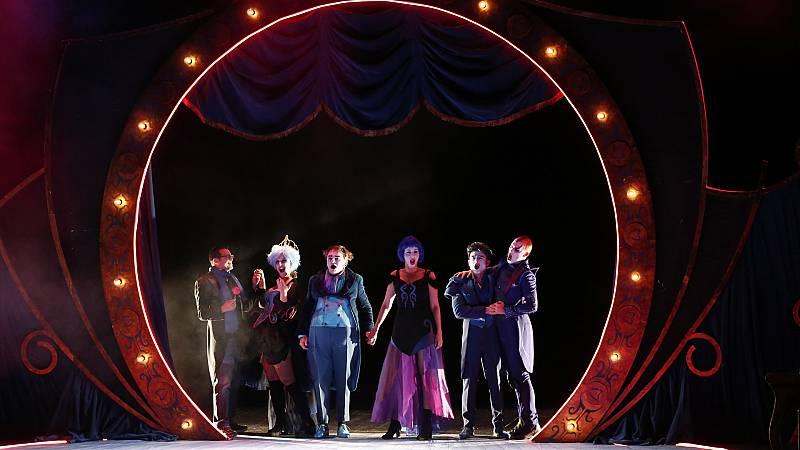 Artesfera - El musical 'The opera locos' en los Teatros del Canal - 23/07/20 - escuchar ahora