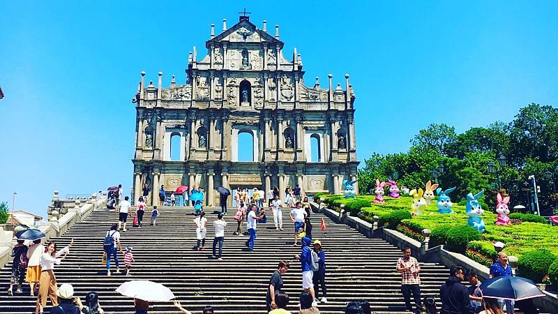 Global 5 - Visita a Macao (II): Centro histórico, Patrimonio de UNESCO - 33/07/20 - Escuchar ahora