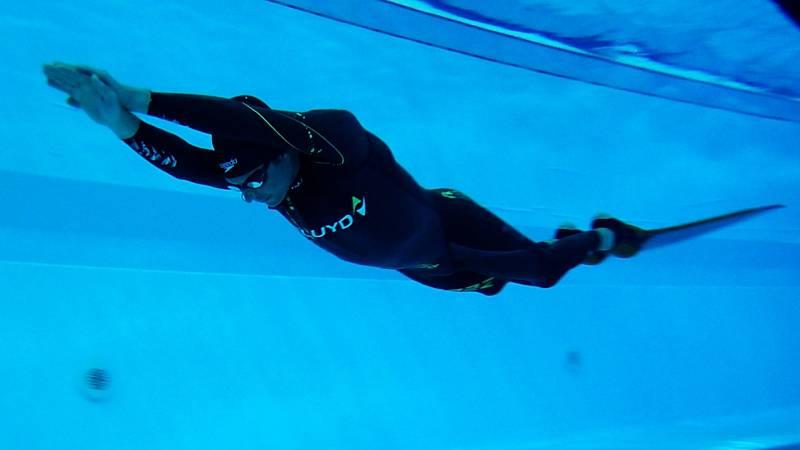Por tres razones - ¿Cuánto podemos aguantar sin respirar bajo el agua? - 23/07/20 - escuchar ahora