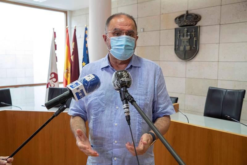 24 horas - La zona de ocio nocturno de Murcia pudo ser el origen del brote de Totana - Escuchar ahora