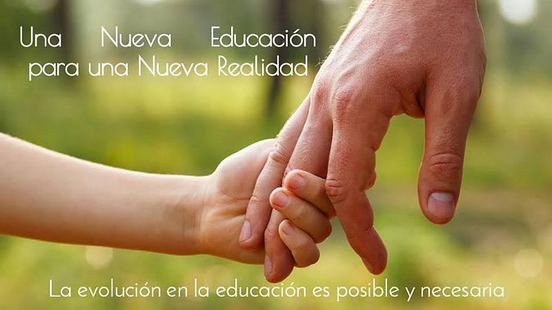 Educar para la paz - Entrevista - Una nueva educación para una nueva realidad - 28/07/20 - Escuchar ahora