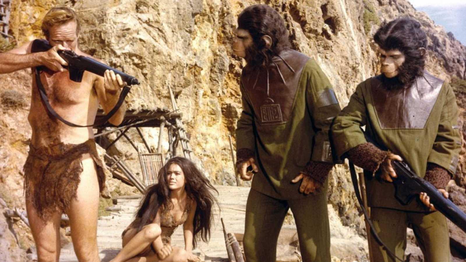 Ruedo escénico - El planeta de los simios - 25/07/20 - Escuchar ahora