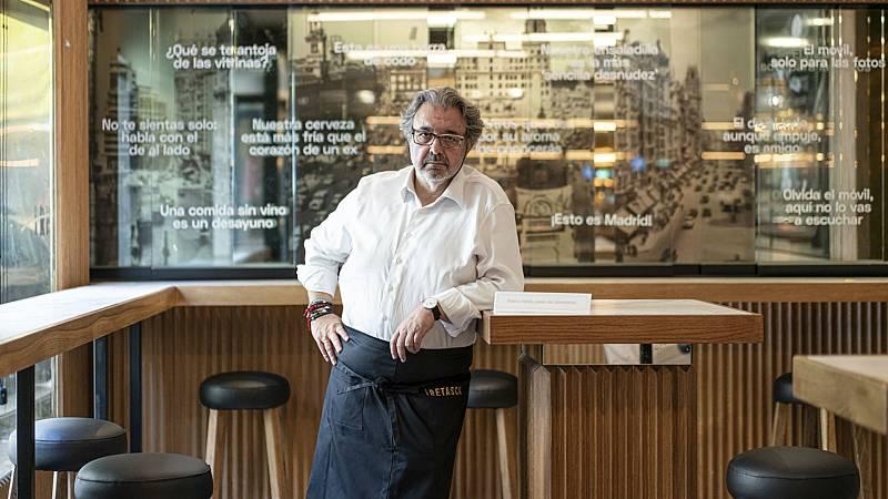 Dichosa cocina - Juanjo López - 26/07/20 - Escuchar ahora