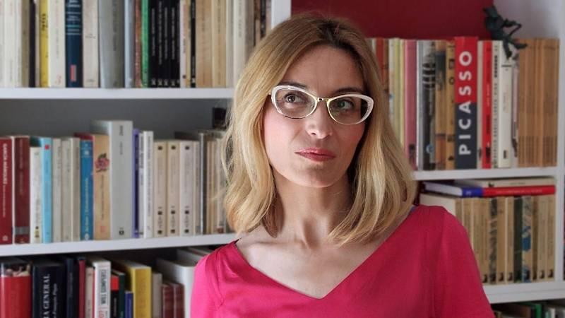 Con voz propia - Palmira Márquez: El Arte de Amar los libros - 26/07/20 - Escuchar ahora