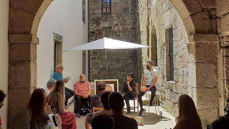 La sala - Antón Reixa regresa al teatro en Ribadavia con 'Melancoholemia' - 25/07/20 - Escuchar ahora